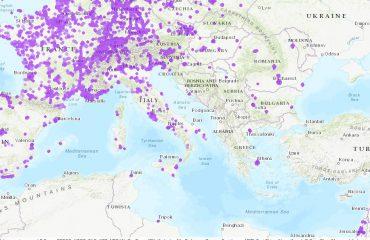 Χάρτης κάλυψης 5G παγκοσμίως