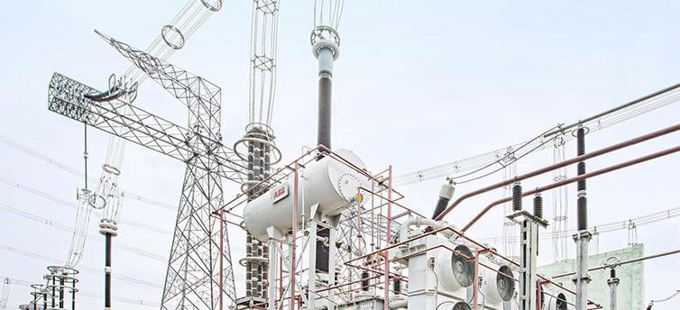 μετασχηματιστές ηλεκτρικού ρεύματος σε υποσταθμούς υψηλής τάσης ΔΕΗ