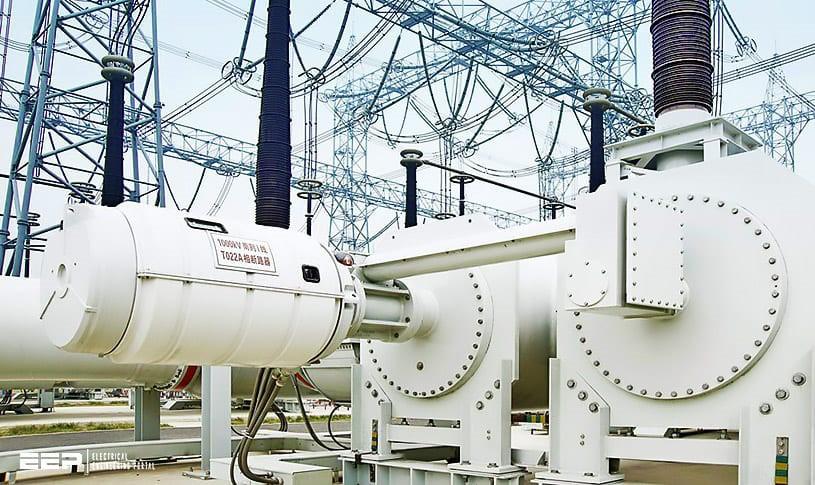 Μετασχηματιστές υψηλής τάσης ηλεκτρικού δικτύου