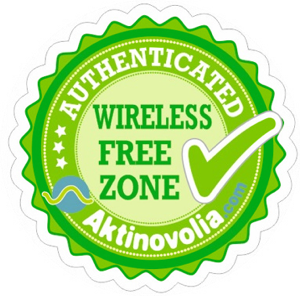 πιστοποίηση ασφάλειας από ηλεκτρομαγνητικές ακτινοβολίες για ασύρματα δίκτυα WiFi και κινητή τηλεφωνία στα ξενοδοχεία