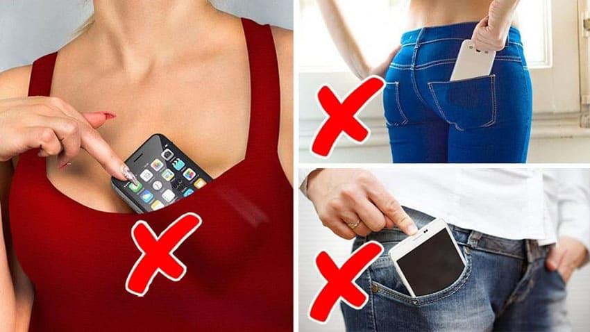 προστασία από ακτινοβολία του κινητού