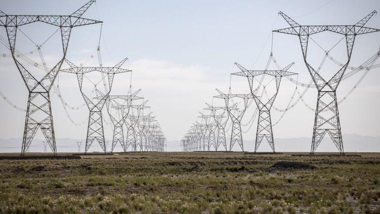 Μετρήσεις ακτινοβολίας σε πυλώνες υψηλής τάσης ηλεκτρικού ρεύματος