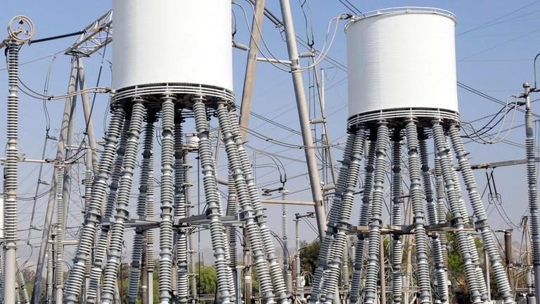 Μέτρηση ακτινοβολίας σε υποσταθμό ηλεκτρικού ρεύματος