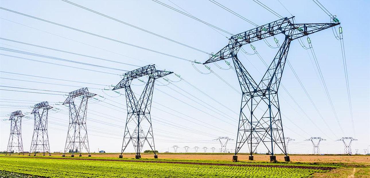 ηλεκτρομαγνητική ακτινοβολία πυλώνων ρεύματος