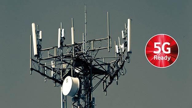 Εταιρεία μέτρησης ακτινοβολίας - κεραίες κινητής τηλεφωνίας 5G