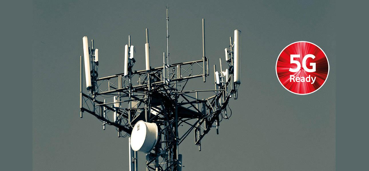 Μετρήσεις ακτινοβολίας από κεραίες κινητής τηλεφωνίας
