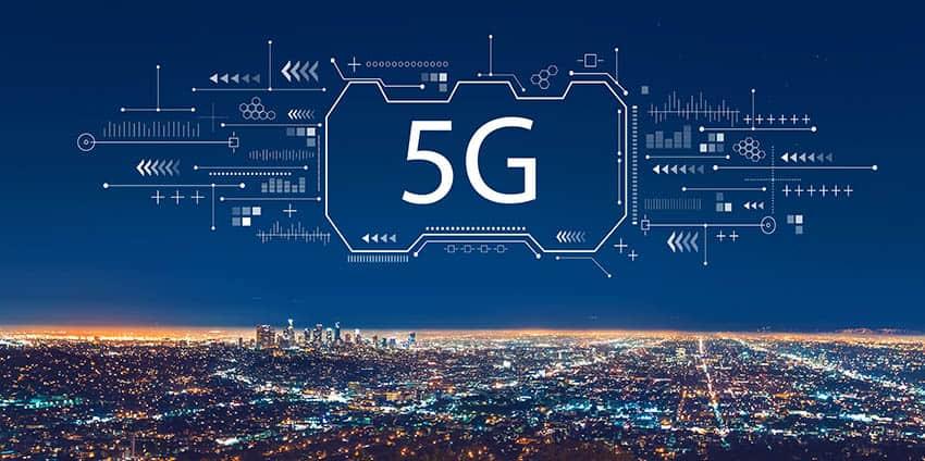 5G δίκτυα κινητής τηλεφωνίας
